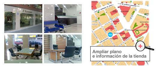Contacto - Mobiliario de Oficina | Sillas de Oficina | Muebles de ...